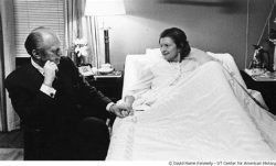 betty ford with president