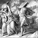 fleeing-sodom-and-gomorrah-by-julius-schnorr-von-carolsfeld-1860